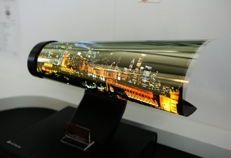 Flexible Displays OLEDs: The Rise of Flexible Display Technology